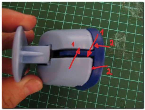 Скрапбукинг - как починить фигурный дырокол