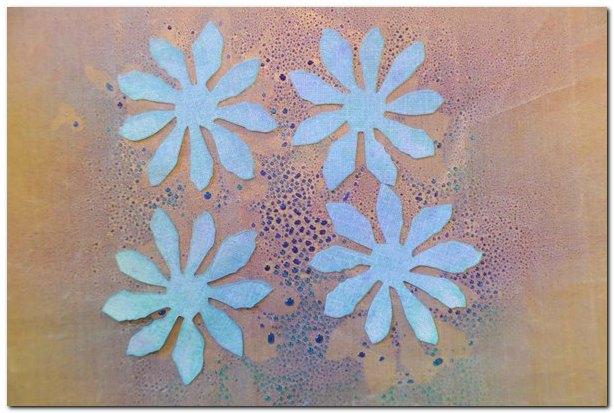 Скрапбукинг - цветы своими руками