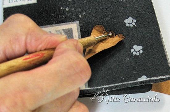 Как сделать сосновую шишку из бумаги