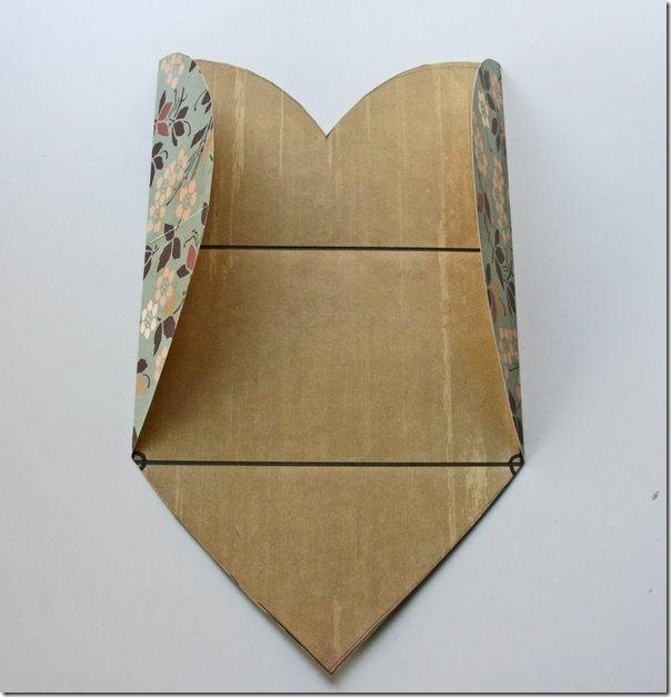 Скрапбукинг - как сделать конверт