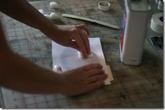 Скрапбукинг - Техника перевода фото или рисунка на бумагу